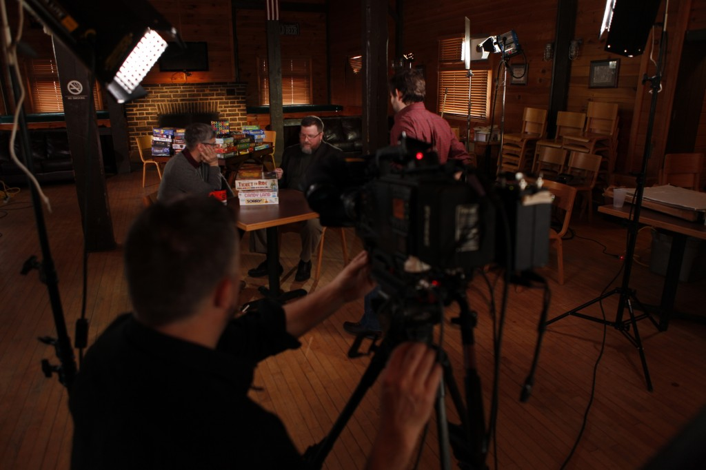 TVCREW NY works with Mo Rocca for CBS Sunday Morning