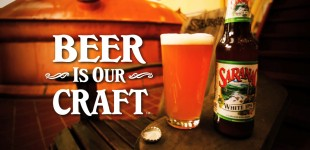 Saranac Beer White IPA Commercial