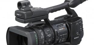 SONY EX1 camera XDCAM HD