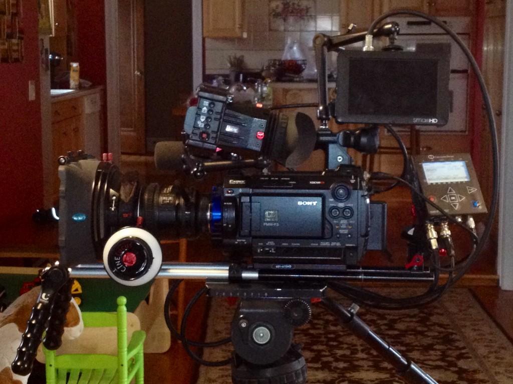 SONY F3 Camera