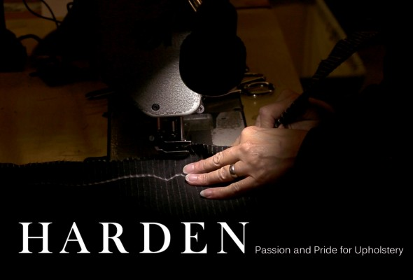 The Harden Furniture Company~passion and pride for upholstery